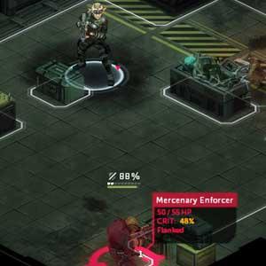 Shadowrun Dragonfall Directors Cut Enforcer Mercenary