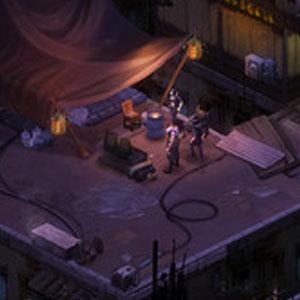 Shadowrun Hong Kong Personnages