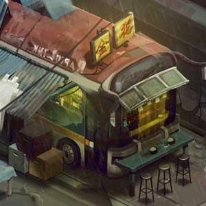 Shadowrun Returns Gameplay