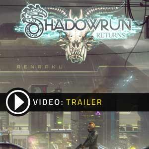 Acheter Shadowrun Returns clé CD Comparateur Prix