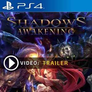 Acheter Shadows Awakening PS4 Comparateur Prix
