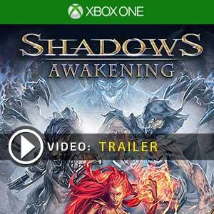 Acheter Shadows Awakening Xbox One Comparateur Prix