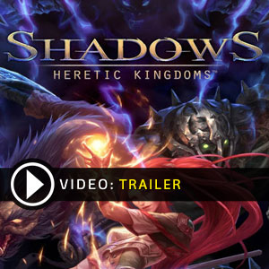 Acheter Shadows Heretic Kingdoms Cle Cd Comparateur Prix
