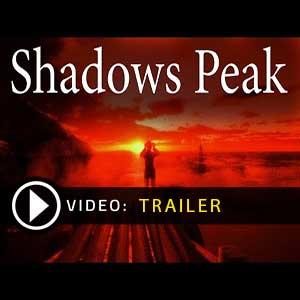 Acheter Shadows Peak Clé Cd Comparateur Prix