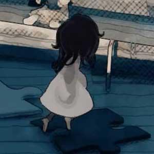 Shady Part of Me - Petite fille et ombre