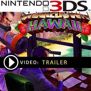 Shakedown Hawaii Nintendo 3DS en boîte ou à télécharger