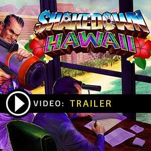 Acheter Shakedown Hawaii Clé CD Comparateur Prix