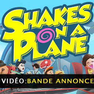 Shakes On A Plane Bande-annonce vidéo