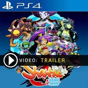 Shantae Half-Genie Hero PS4 en boîte ou à télécharger
