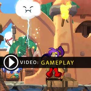 Shantae Half-Genie Hero Gameplay Video