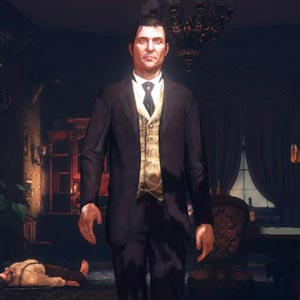 Sherlock Holmes Crimes And Punishments PS4 Personnage