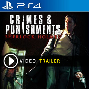Sherlock Holmes Crimes and Punishments PS4 en boîte ou à télécharger