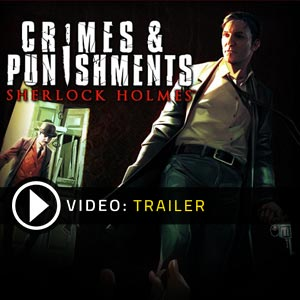 Acheter Sherlock Holmes Crimes And Punishments Cle Cd Comparateur Prix