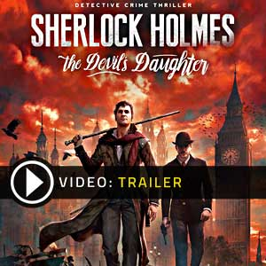 Acheter Sherlock Holmes The Devils Daughter Clé Cd Comparateur Prix
