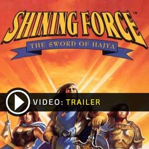 Shining Force Sword of Hajya