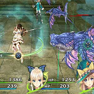 Shining Resonance Gameplay