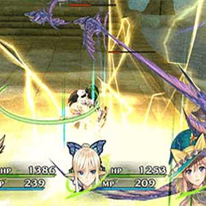 Combat en équipe de 4
