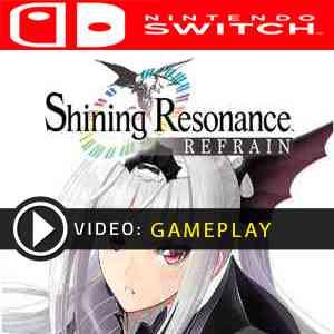 Acheter Shining Resonance Refrain Nintendo Switch en boîte ou à télécharger