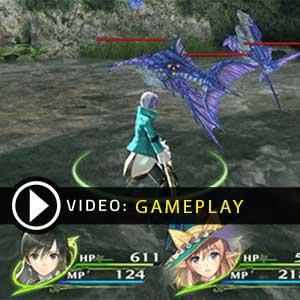 Shining Resonance Refrain Vidéo Gameplay
