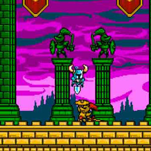 Shovel Knight no quarter