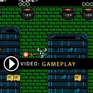Shovel Knight Nintendo 3DS Gameplay Video