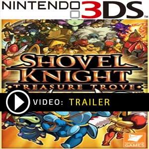 Shovel Knight Nintendo 3DS en boîte ou à télécharger