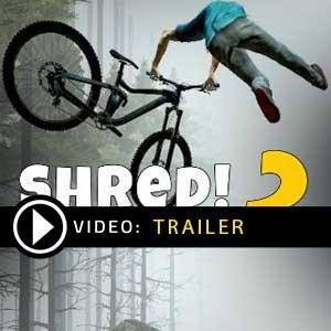 Acheter Shred 2 Freeride Mountainbiking Clé CD Comparateur Prix