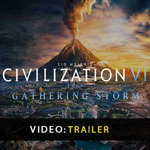 Acheter Sid Meier's Civilization 6 Gathering Storm Clé CD Comparateur Prix