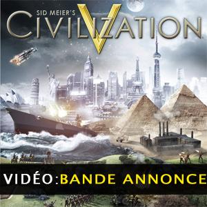 Sid Meiers Civilization V Vidéo de la bande annonce