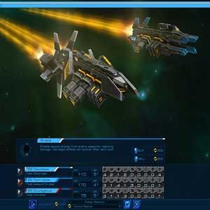 Sid Meiers Starships Vaisseaux
