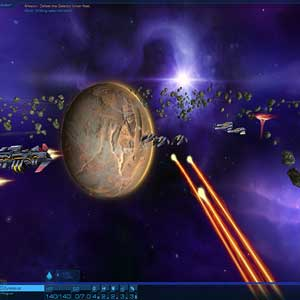 Sid Meiers Starships Gameplay