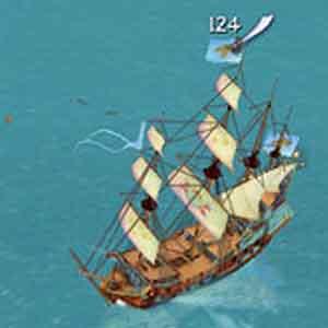 Sid Meiers Pirates: Les navires pirates