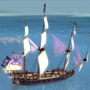 Sid Meiers Pirates Gameplay