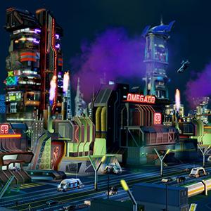 Simcity Omega usine