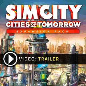 Acheter SimCity Cities of Tomorrow clé CD Comparateur Prix
