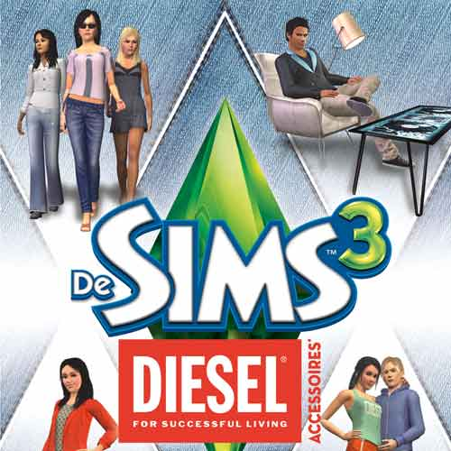 Acheter Les Sims 3 Diesel Kit clé CD Comparateur Prix
