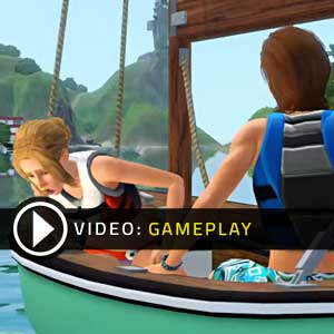 Sims 3 Island Paradise Gameplay Video