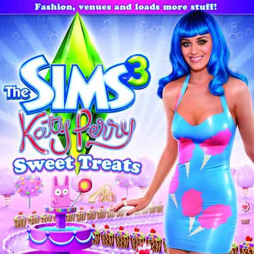 Les Sims 3 Katty Perry délices sucrés
