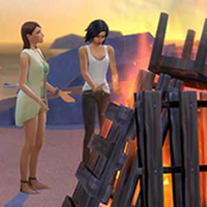 The Sims 4 Get Together Missions