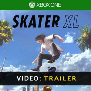 Skater XL Xbox One Prices Digital or Box Edition