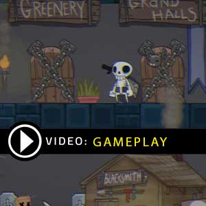 Skelattack Gameplay Video
