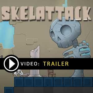 Acheter Skelattack Clé CD Comparateur Prix
