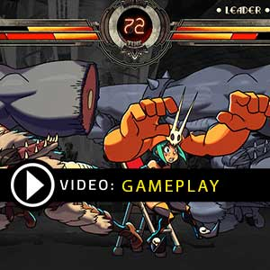 Skullgirls 2nd Encore PS4 Gameplay Video