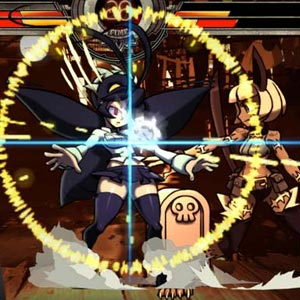 Skullgirls Gameplay