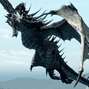 Skyrim Dragonborn Dragon