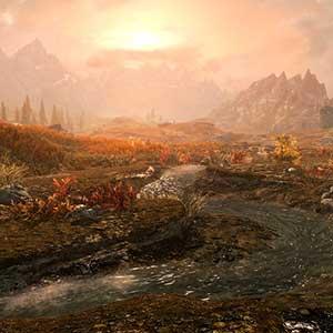 Skyrim Special Edition monde ouvert