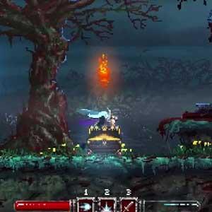 Slain! Xbox One Scénario