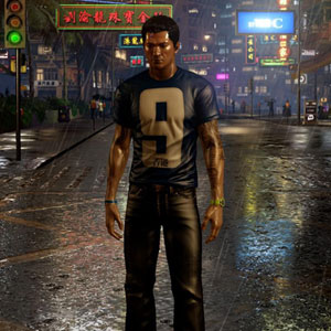 Sleeping Dogs Definitive Edition Wei Shen