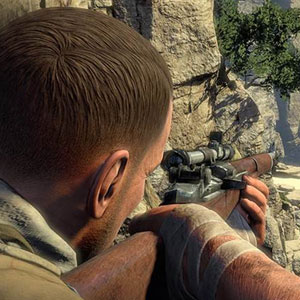 Sniper Elite 3 PS4 Gameplay