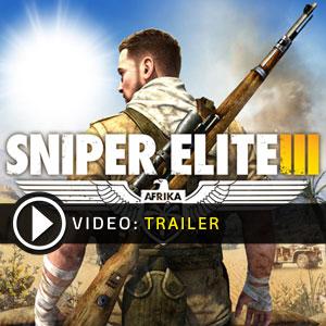 Acheter Sniper Elite 3 Cle Cd Comparateur Prix